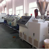 Pipe extrusion line 0