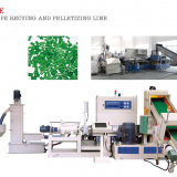 PP.PE Pelletizing Line 0